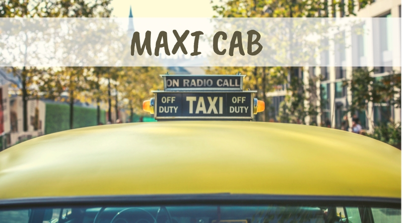 Singapore Maxi Cab Taxi Services – Probably Not
